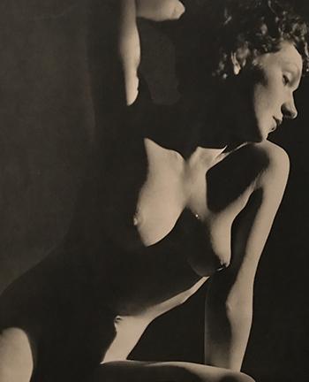 Nude Study, Alessandro Baccari Sr., c. 1938